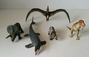 Schleich And CollectA Dinosaur Bulk Lot