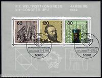 Bund Block 19 , o , SST Bonn