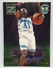 1996-97 SKYBOX Z FORCE ZENSATIONS 16 GLEN RICE CHARLOTTE HORNETS BASKETBALL CARD