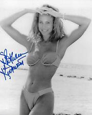 Kathleen Kinmont Original Autogramm 8X10 Foto - Renegade #3