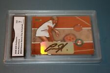2008 Roland Garros Anna Kournikova Clay Court  Piece and Auto RARE !! NM