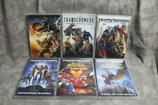 Transformers DVD lot of 6