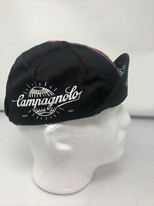(VIntage) Campagnolo Cycling Team Cap Hat (Made In USA)