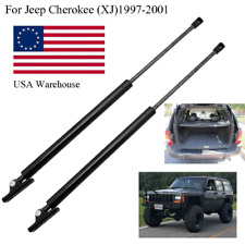 2Pcs For Jeep Cherokee (XJ) 1997-2001 Tailgate Gas Strut  Lift Supports Shock