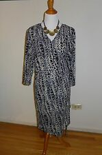 NWT Authentic Plus Size Soho Apparel Wrap Dress, 2X
