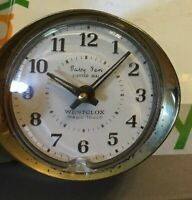 vintage Westclox Magic touch baby Ben lighted dial alarm clock
