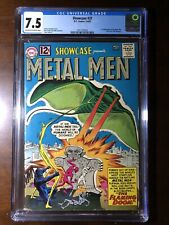 Showcase #37 (1962) - 1st Metal Men!!! - CGC 7.5!!! - Key!!