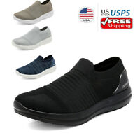 Men's Lightweight Loafer Shoes Casual Slip On Walking Shoes Sneakers