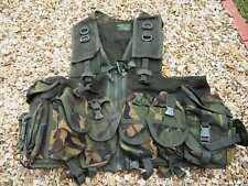 ARKTIS DPM Assault Vest  - Pistol Holster in pocket
