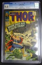 The Mighty Thor #132 Marvel Comics CGC 9.6 White Pages (0165078013) 1st Ego App