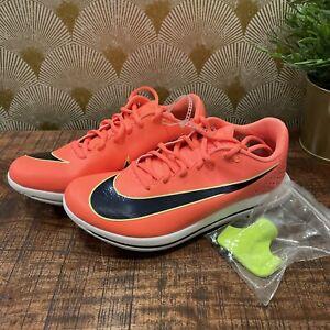 Nike Zoom TJ Triple Jump Elite 2 Track Shoes Mens 6.5/Womens 8 Mango AO0808-800