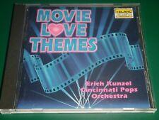Movie Love Themes - Erich Kunzel Cincinnati Pops Orchestra CD