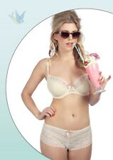 Tutti Rouge Lillian Bra Cream NWT UK Size 34G RRP £30