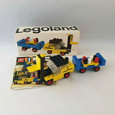 Lego Legoland - 652 Fork Lift Truck and Trailer
