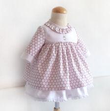 SEWING PATTERNS Paper Pattern Printed pattern GIRLS' DRESS 3/4 sleeves baby DIY