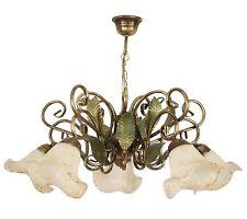 Lampe à Suspension Luminaire suspendu style art nouveau lampe salon rétro Nel