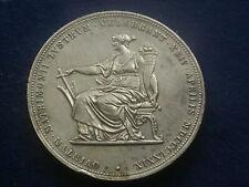Doppelgulden Silberhochzeit 1879 Franz Josef & Elisabeth  W/21/734