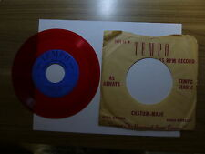 Old 45 RPM Record - Tempo TS 4568 - Brother Bones - Five Foot Two, Eyes of Blue