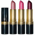 Revlon Super Lustrous Crme, Pearl, Sheer, Matte, Shine, Lipstick, Choose Shade