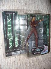 McFarlane Toys Matrix Series 2 Figure - Niobe The Matrix Reloaded - dated 2003
