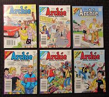 2000 ARCHIE Digest Magazine #172 175 181 185 193 195 VG+ to FVF LOT of 6