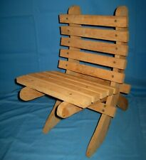 Childs Wooden Chair In 20th Century Antique Chairs For Sale Ebay