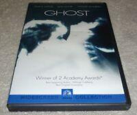Ghost DVD Patrick Swayze Demi Moore