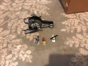 LEGO Star Wars Corporate Alliance Tank Droid 75015 Jango Fett Trooper Droid