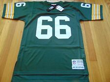 MITCHELL & NESS NFL GREEN BAY PACKERS RAY NITSCHKE PREMIER JERSEY SIZE M 40