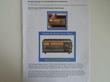 YAESU FRG-100 recepteur ondes courtes (critiques uniquement)... radio _ Trader _ Irlande.