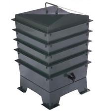 Standard Pet & Dog Poo Wormery/Composter 4 Trays - Compost Bin - 5 year warranty