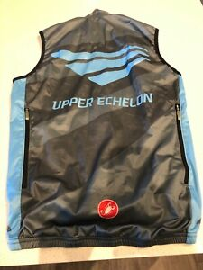 Castelli Wind Vest (Small) Upper Echelon