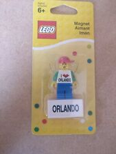 Lego Store Orlando Magnet damaged packaging