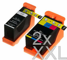 2x XXL TINTE PATRONEN für Dell 21,22,23,24 für V313W V515 V715W P513W P713W SET
