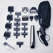 Wahl Stainless Steel Lithium Ion 2.0+ Slate Beard Trimmer for men - Model 9864SS