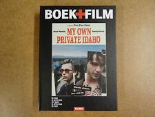 DVD + BOEK / MY OWN PRIVATE IDAHO ( GUS VAN SANT, RIVER PHOENIX, KEANU REEVES )