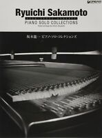 Used Piano Solo Collections Ryuichi Sakamoto Score Sheet Music From Japan Book