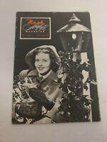 Vintage Nash Airflyte Magazine – December 1952 - Christmas Issue rare EUC