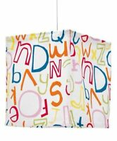 NEW M&P Mamas and Papas HOPPITY HOOT Fabric Nursery Light Shade Lantern
