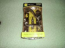Pella Select Antique Brass Storm Door Matching Handleset 9909820