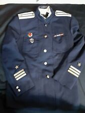 soviet ww2 naval officer uniform with, medals, pants and hat