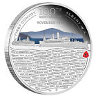2014 Australia The Anzac Spirit Series FIRST CONVOY 1/2oz Silver Proof coin