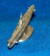 Pewter Model Of Wwii Fleet Submarine