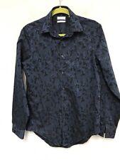 Men's Calvin Klein Non Iron Slim Fit Button Down, Cotton, Size 14.1/2(32-33)