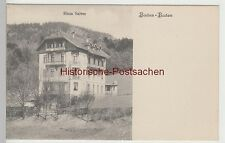 (108939) AK Baden Baden, casa Salem, fino al 1905