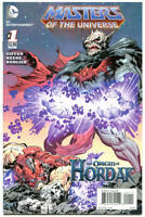 MASTERS of the UNIVERSE ORIGIN of Hordak #1, NM-, Layman, 2013, more in store