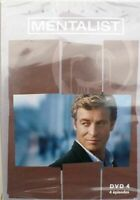 The Mentalist, saison 1 - DVD 4 (4 episodes)