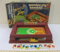 Monday Night Baseball Realistic Computerized Electric Game