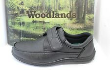 SHOES/FOOTWEAR - Woodlands Sigmund shoe black