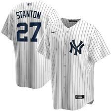 Brand New 2020 New York Yankees Gincarlo Stanton Nike Home Replica Team Jersey